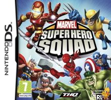 Marvel Super Hero Squad (EU)(M4) Box Art