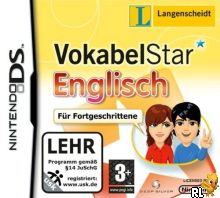 VocabStar English Advanced (EU)(M5) Box Art