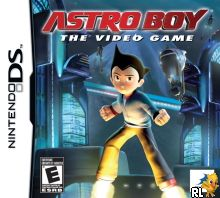 Astro Boy - The Video Game (US)(M5) Box Art