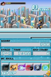 Astro Boy - The Video Game (US)(M5) Screen Shot