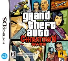 Grand Theft Auto - Chinatown Wars (JP) Box Art