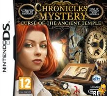 Chronicles of Mystery - Curse of the Ancient Temple (EU)(M5) Box Art
