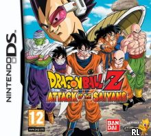 Dragon Ball Z - Attack of the Saiyans (EU)(M5) Box Art
