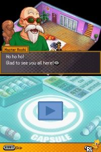 dragon ball z nds roms free download