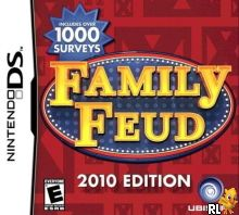 Family Feud - 2010 Edition (US) Box Art