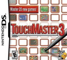 TouchMaster 3 (US)(M2) Box Art