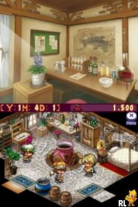 Atelier Annie - Alchemists of Sera Island (US) Screen Shot