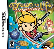 Drawn to Life - The Next Chapter (US)(M2) Box Art