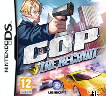 C.O.P. - The Recruit (EU)(M5) Box Art