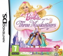 Barbie and the Three Musketeers (EU)(M2) Box Art
