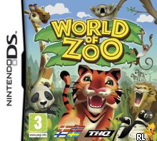 World of Zoo (EU)(M8) Box Art