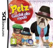 Petz - Fashion Stars (EU)(M6) Box Art