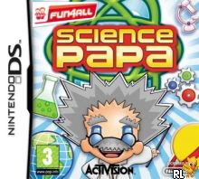 Science Papa (EU)(M5)(BAHAMUT) Box Art