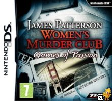 Women's Murder Club - Games of Passion (DSi Enhanced) (EU)(M5)(Zusammen) Box Art