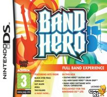 Band Hero (EU)(M5)(BAHAMUT) Box Art