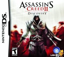 Assassin's Creed II - Discovery (DSi Enhanced) (US)(M3)(XenoPhobia) Box Art