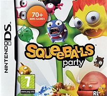 Squeeballs Party (EU)(M5)(SweeTnDs) Box Art