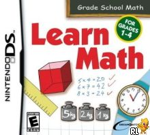 Learn Math (US)(M2)(NRP) Box Art