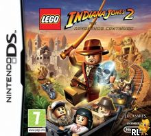 LEGO Indiana Jones 2 - The Adventure Continues (EU)(M6)(SweeTnDs) Box Art