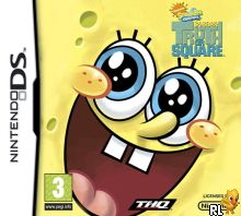 SpongeBob - SpongeBob's Truth or Square (EU)(M4)(BAHAMUT) Box Art
