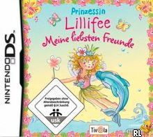 Princess Lillifee - My Dearest Friends (EU)(M2)(BAHAMUT) Box Art