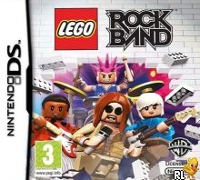 LEGO - Rock Band (EU)(M6)(BAHAMUT) Box Art