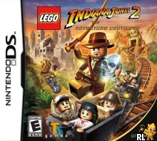 LEGO Indiana Jones 2 - The Adventure Continues (US)(M3)(XenoPhobia) Box Art