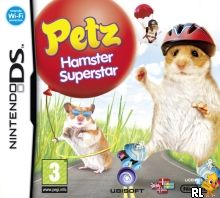Petz - Hamster Superstar (EU)(M9)(BAHAMUT) Box Art