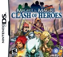 Might & Magic - Clash of Heroes (US)(M3)(XenoPhobia) Box Art