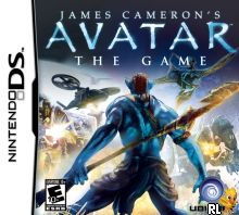James Cameron's Avatar - The Game (DSi Enhanced) (US)(M3)(XenoPhobia) Box Art