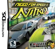 Need for Speed - Nitro (US)(M6)(BAHAMUT) Box Art