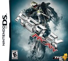 MX vs ATV Reflex (US)(M2)(XenoPhobia) Box Art