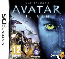 James Cameron's Avatar - The Game (DSi Enhanced) (EU)(M6)(XenoPhobia) Box Art