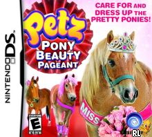 Petz - Pony Beauty Pageant (US)(M3)(Suxxors) Box Art