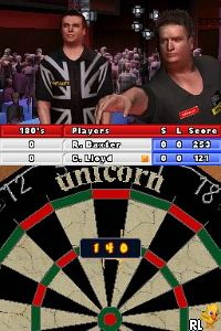 PDC World Championship Darts - The Official Video Game (EU)(M6)(OneUp) Screen Shot