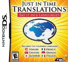 Just in Time Translations (US)(M7)(Suxxors) Box Art