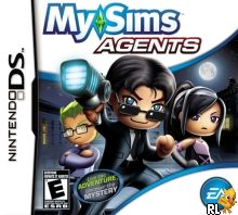 MySims - Agents (US)(M3)(Suxxors) Box Art