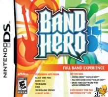 Band Hero (US)(M2)(OneUp) Box Art