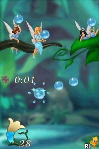 Tinker Bell and the Lost Treasure (EU)(M4)(Independent) Screen Shot