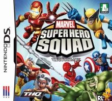 Marvel Super Hero Squad (KS)(M2)(Independent) Box Art