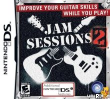 Jam Sessions 2 (DSi Enhanced) (US)(M3)(XenoPhobia) Box Art
