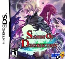 Sands of Destruction (US)(XenoPhobia) Box Art