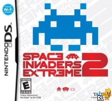 Space Invaders Extreme 2 (US)(M5)(BAHAMUT) Box Art