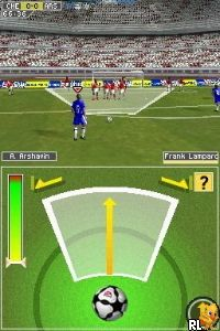 FIFA Soccer 10 (US)(M5)(BAHAMUT) Screen Shot