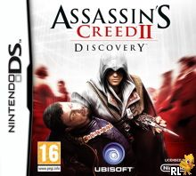 Assassin's Creed II - Discovery (DSi Enhanced) (EU)(M9)(Venom) Box Art