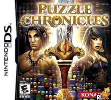 Puzzle Chronicles (US)(M3)(BAHAMUT) Box Art