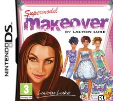 Supermodel Makeover by Lauren Luke (E) Box Art