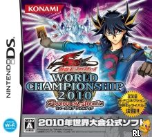 Yu-Gi-Oh! 5D's - World Championship 2010 - Reverse of Arcadia (J) Box Art
