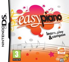 Easy Piano - Learn, Play & Compose (E) Box Art