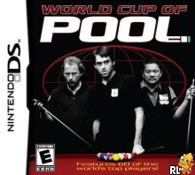World Cup of Pool (U) Box Art